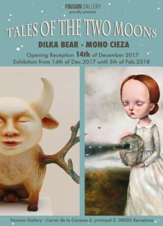 Tales of The Two Moons – Fousion Gallery – Flyer