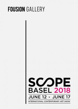 Scope Basel 2018 – Fousion Gallery – Flyer