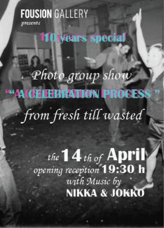 Flyer – A Celebration Process