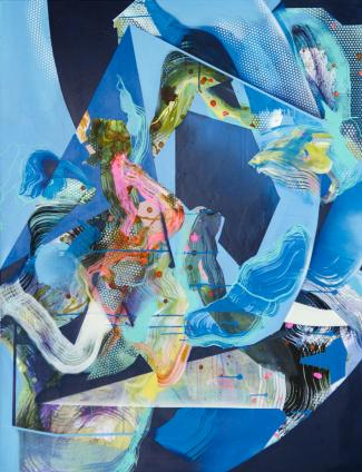 Julia Benz – Liberation of Shape – Fousion Gallery