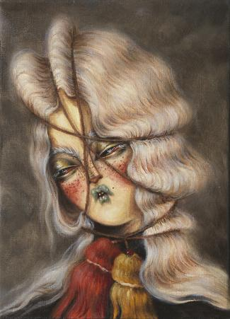 Miss Van – Tiny Muse IV – Fousion Gallery