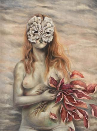 Miss Van – Embracing Autumn – Fousion Gallery
