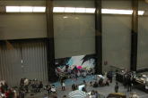 Phil Ashcroft – Live painting at Tate Modern 2010