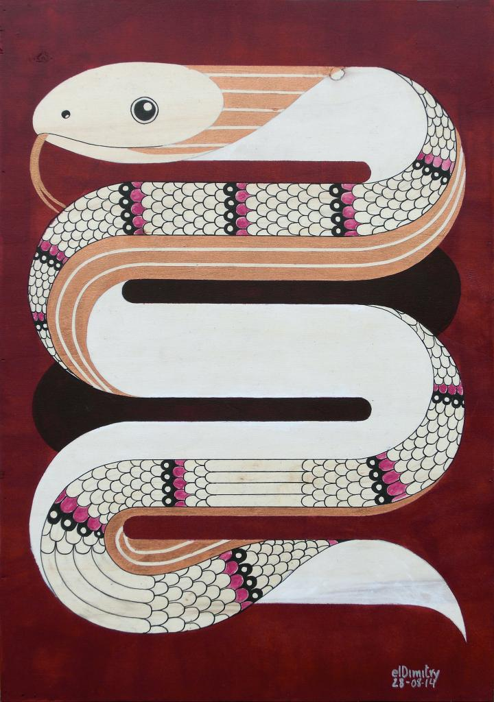 elDimitry – Serpiente – Fousion Gallery
