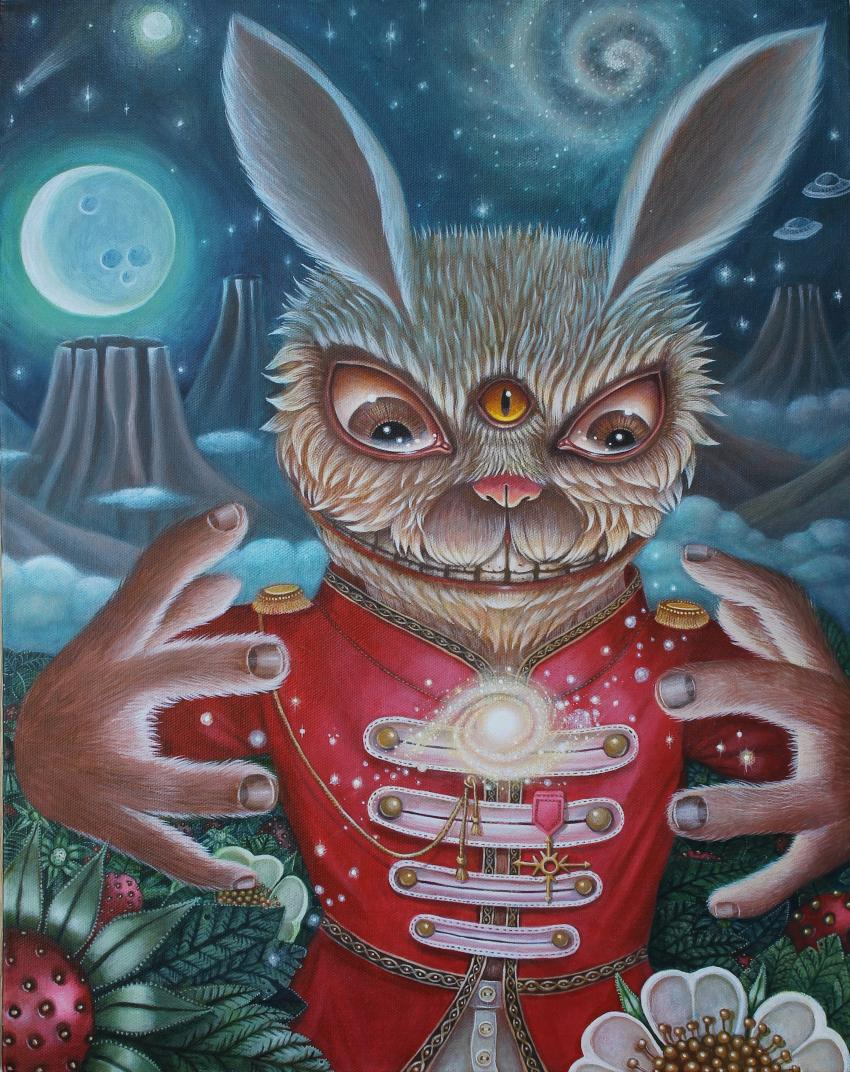 Peca – Hopi Dream – Sgt & His Lonely Heart – Fousion Gallery